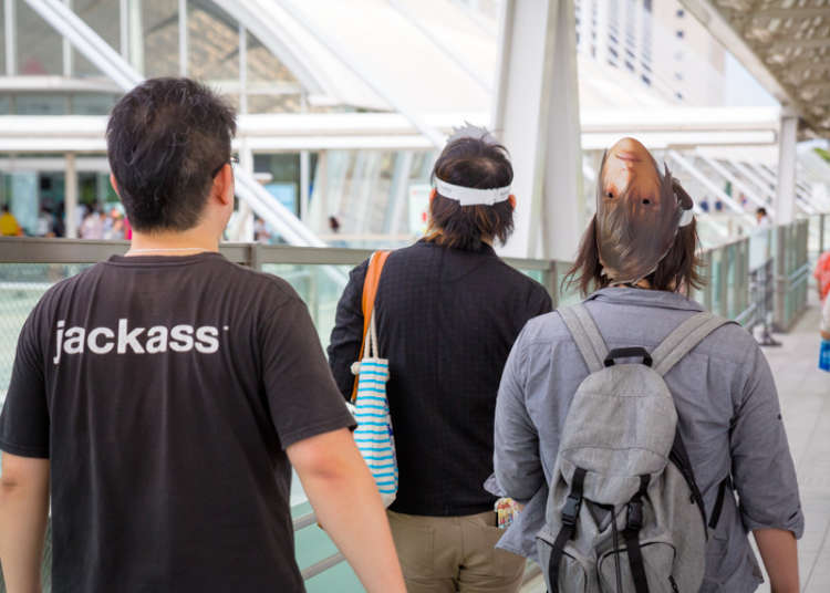 Check Out The Tokyo Game Show