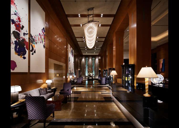東京首屈一指的高級豪華酒店