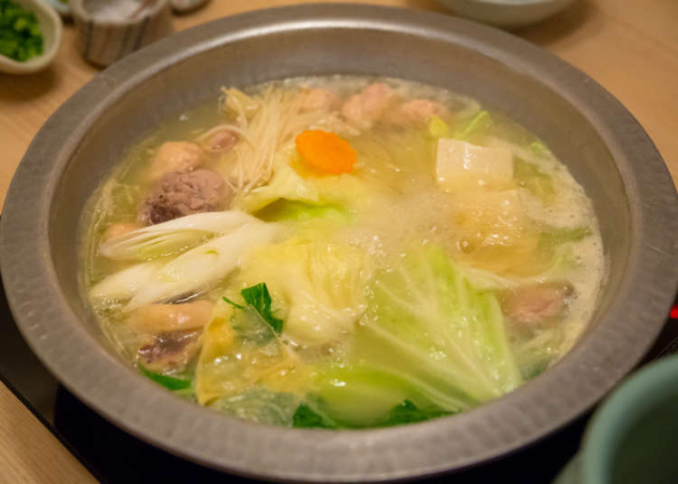 What is Nabe? How is Mizutaki Different?