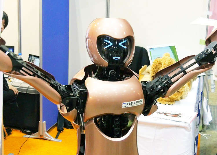 【MOVIE】思い描いていた未来はすぐそこ!ロボットが活躍する日々