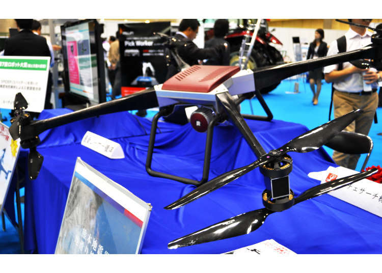 Drones to Your Rescue