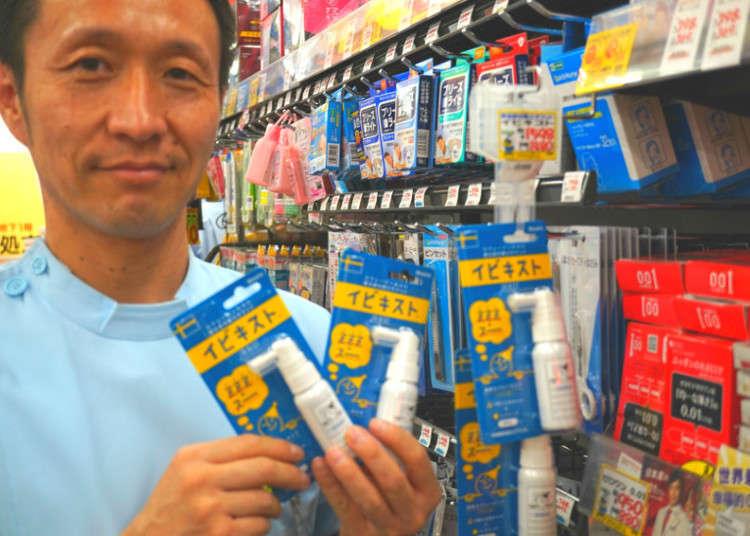 日本藥妝推薦!松本清店長推薦必買7大優質日用品!