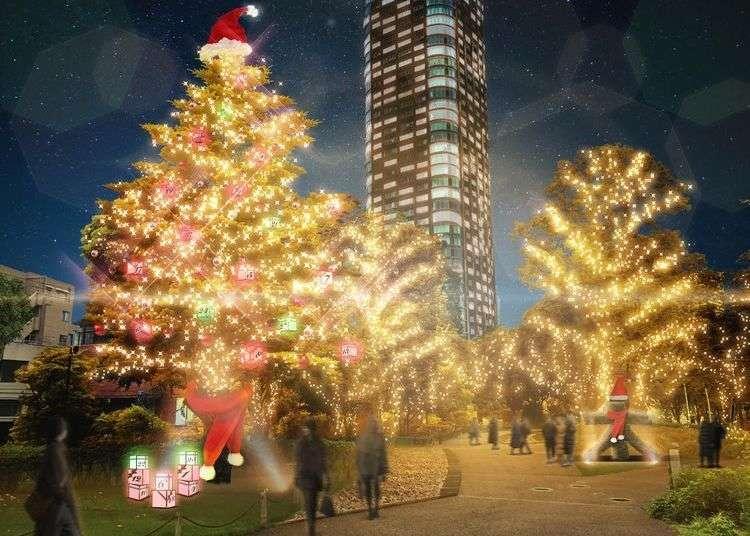 漫游东京和东京近郊的12月份活动