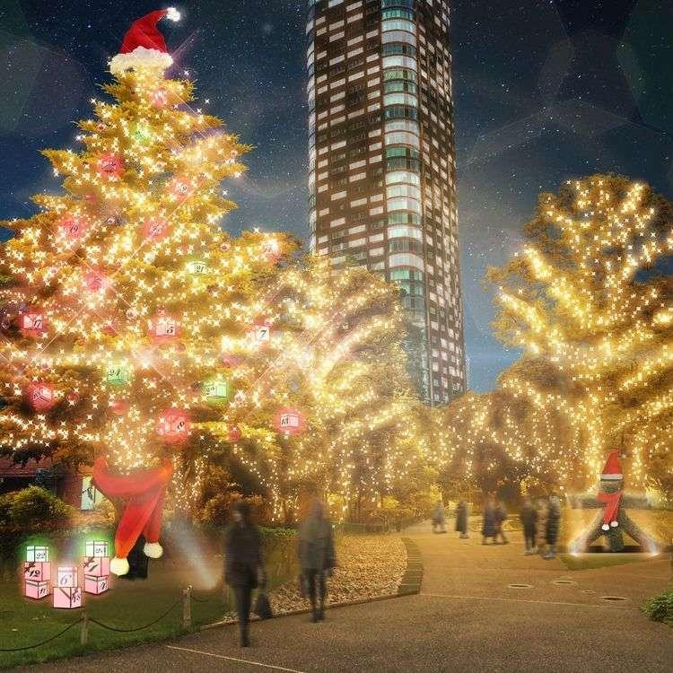 漫遊東京和東京近郊的12月份活動
