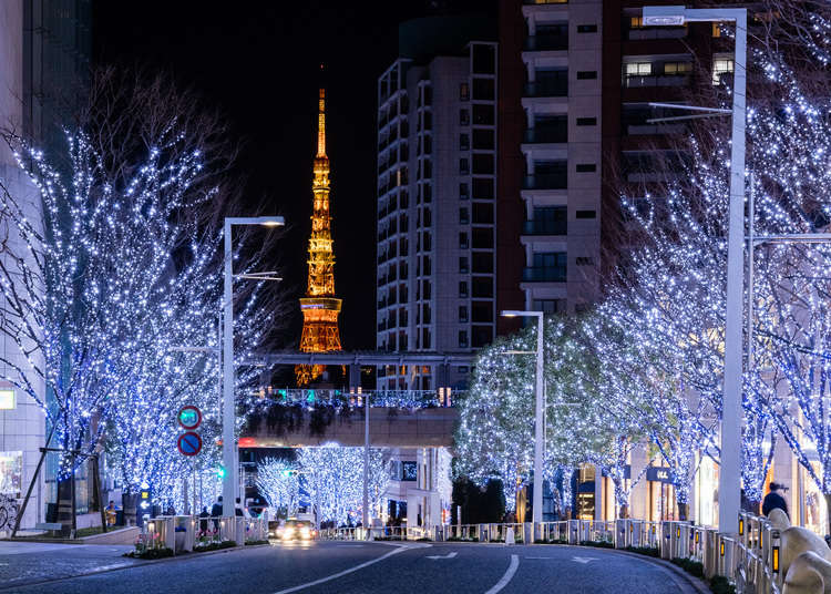 Tokyo's Magical Nights: The City's Eight Most Beautiful Winter Illuminations