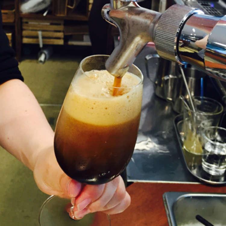 It's Not Black Beer! Tokyo's Top Three Draft Coffee Bars