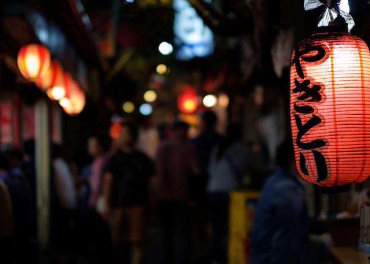도쿄 뒷골목의 맛집! 요쓰야 아라키쵸의 맛집 3선