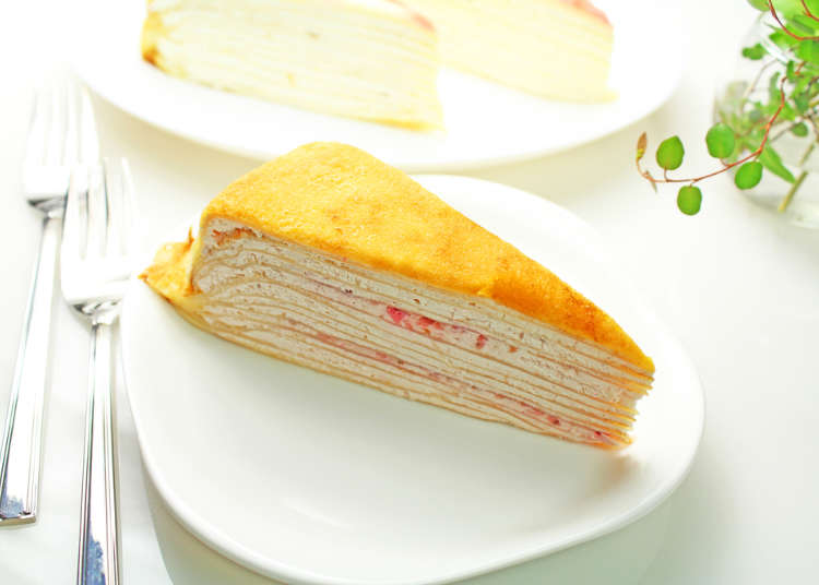 Mille Crêpes – A Modern Take on Classic French Conquers Japan