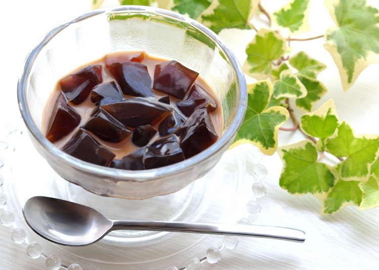 5.「コーヒーゼリー」は軽井沢の喫茶店で生まれた大ヒットスイーツ