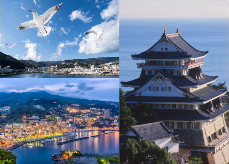 Recommended Sightseeing Spots in Atami
