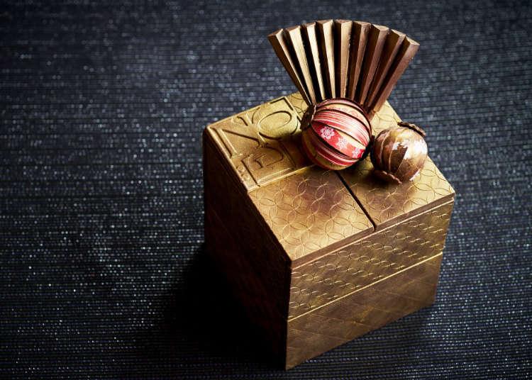 The Spirit of Japan, Stored in an Edible Treasure Box