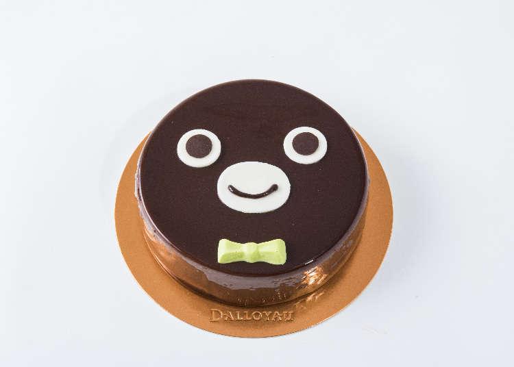東京駅エキナカのグランスタ限定!「Suica のペンギン」ケーキ