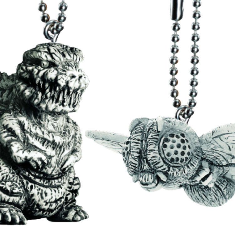 Monster Fans, Behold the Debut of Elegant Godzilla and Friends at the End of October!