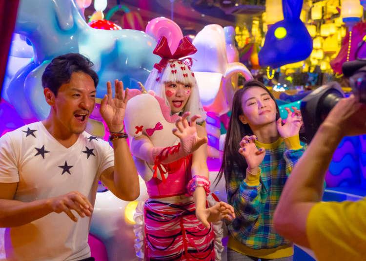 帶您一起遊走台灣的旅遊節目「地球的慶典」中介紹的東京景點!