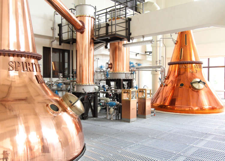 How is Suntory Whisky Made?