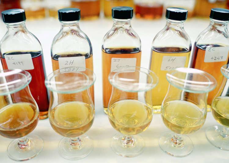 サントリーウイスキーの味が90年間ブレない理由