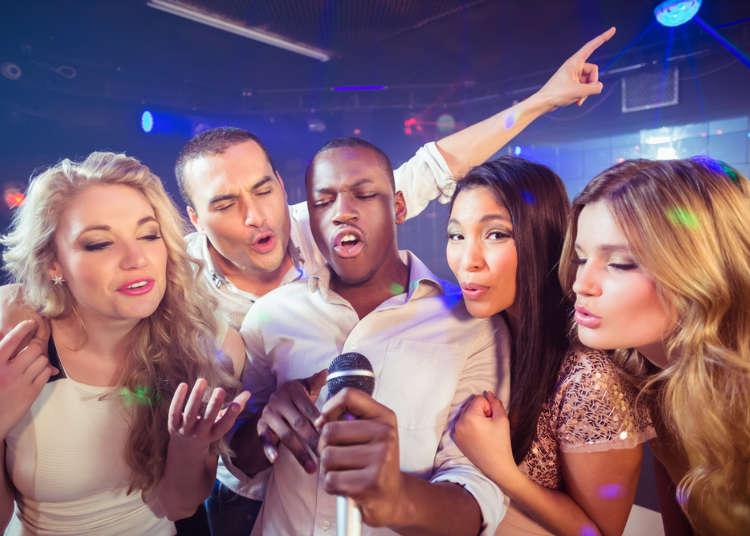 Cara Menikmati Karaoke di Jepang