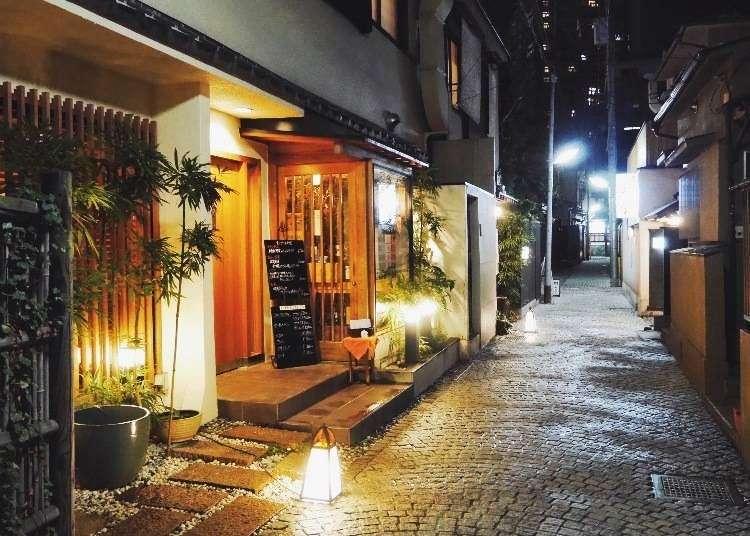 神乐坂一日游!漫步于古今并存的神乐坂街区