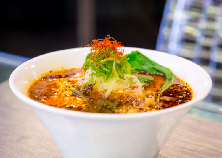 [MOVIE] 獨一無二!在東京體驗到了來自博多的拉麵店「麺劇場 玄瑛」開發的拉麵!