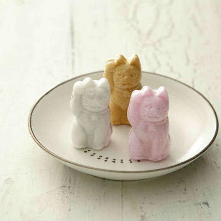 '데파치카(백화점 지하)'에서 MADE IN JAPAN 선물로 줄 디저트 찾기