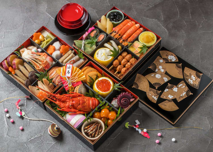 Osechi Ryori: The Lucky and Traditional New Year's Feast