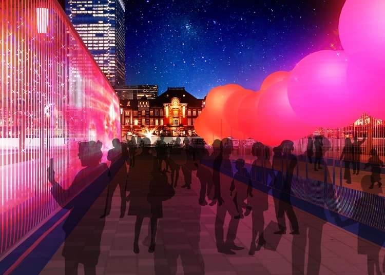 """【MOVIE】""""Your Name"""" Conquers Tokyo's Winter – Discover the Wondrous Illuminations at Tokyo Michiterasu 2016"""