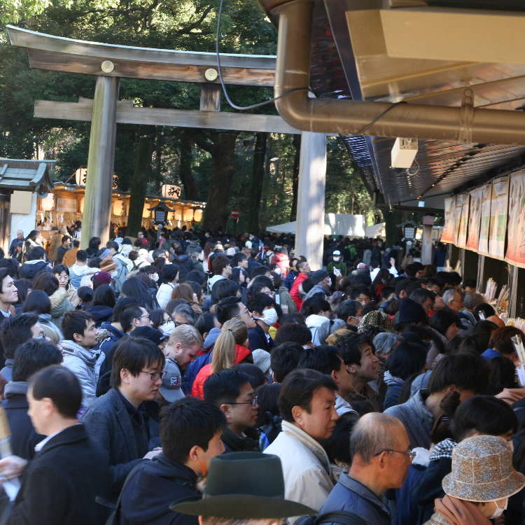 Japan's Most Important Time of Year: Meiji Shrine's Six Month Long Preparations for the Japanese New Year