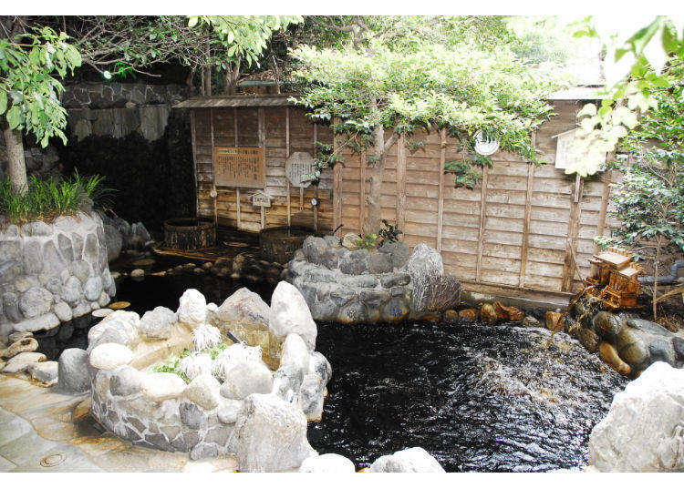 검은색 온천에서 아름다운 피부로! 도쿄의 추천 '구로유(黒湯, 검은색 온천)' 3선
