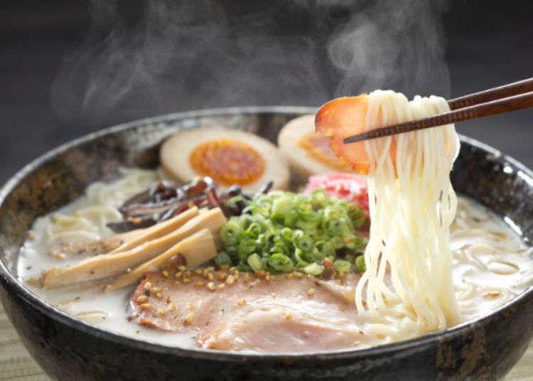 受到世界認可卻被外國人討厭的日本拉麵No.1是什麼呢?