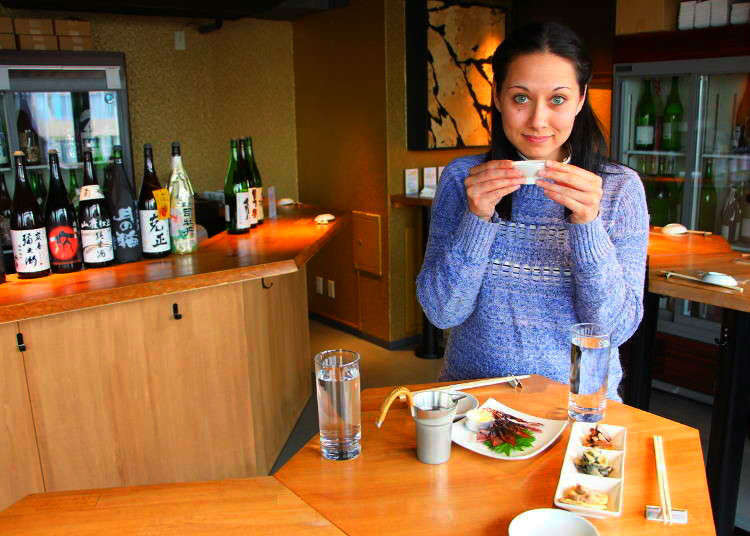 Finding Your Special Cup: A Guide to Japanese Sake and Sake Bars