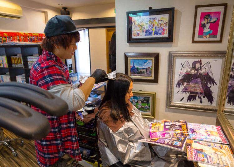 [MOVIE] OFF-KAi!!: A Hair Salon for Anime Fans