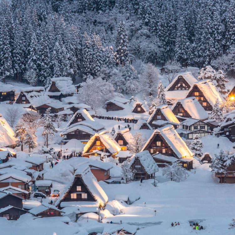 【真實的日本】驚訝!你知道日本是世界數一數二的豪大雪國嗎?