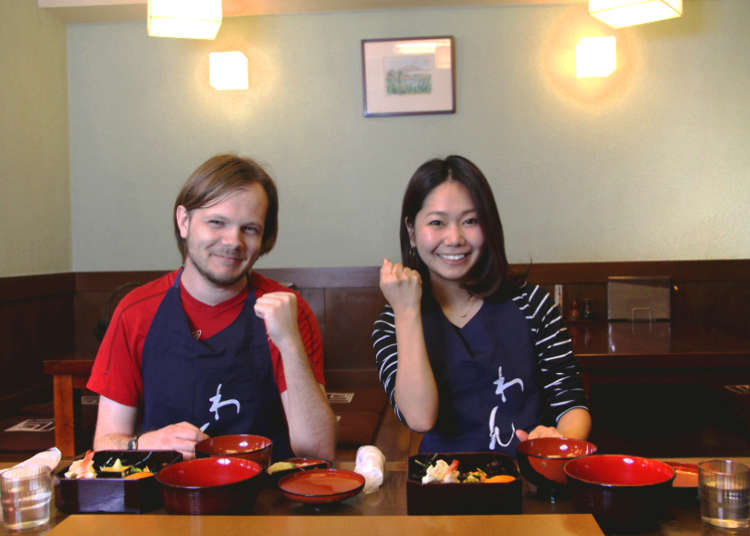 [MOVIE] Wanko Soba: A Challenge for Food-Driven People!