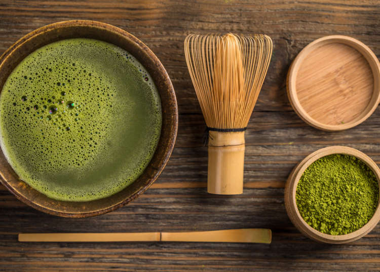Matcha: Understanding Japan's Powdered Green Tea
