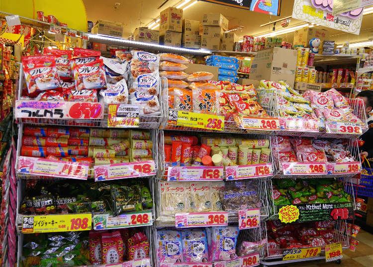 แอบส่องดองกิโฮเต้กับ 10 ขนมที่เป็นที่นิยมในหมู่ชาวต่างชาติ