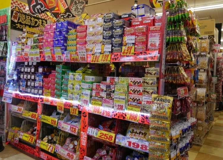 零食的天堂-超值殿堂唐吉轲德 店长推荐的新上市必买零食!