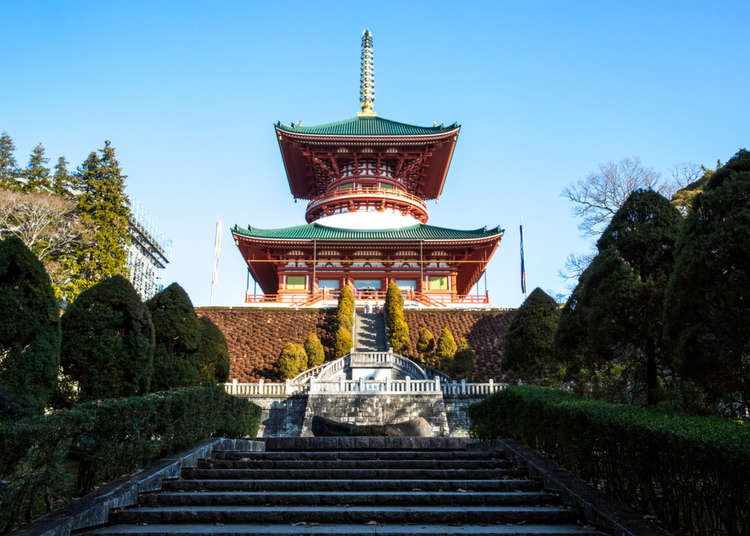 [MOVIE] 離成田機場只要7分鐘!利用免費觀光導覽服務暢遊日本風情街道成田