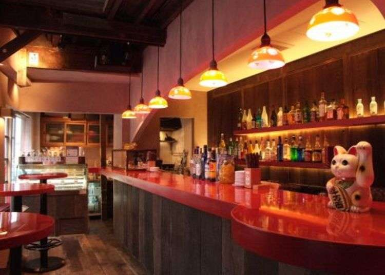 The Shibuya Oiran Warm Up Bar