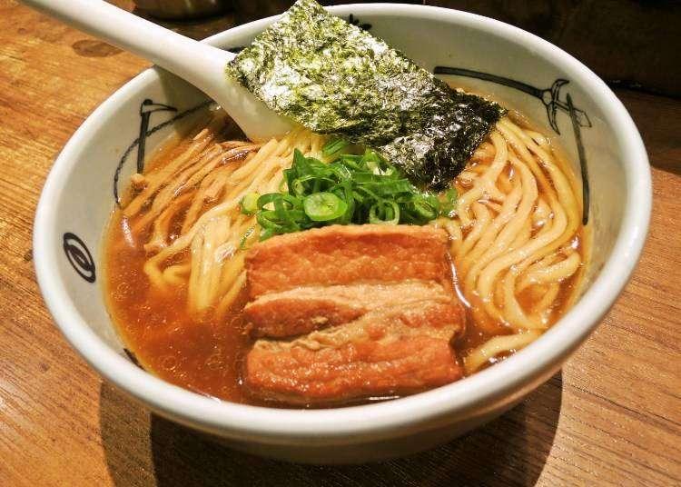 일본의 라멘 전문가가 추천하는 도쿄라멘 맛집 3곳! 지역은 신주쿠 서쪽출구!