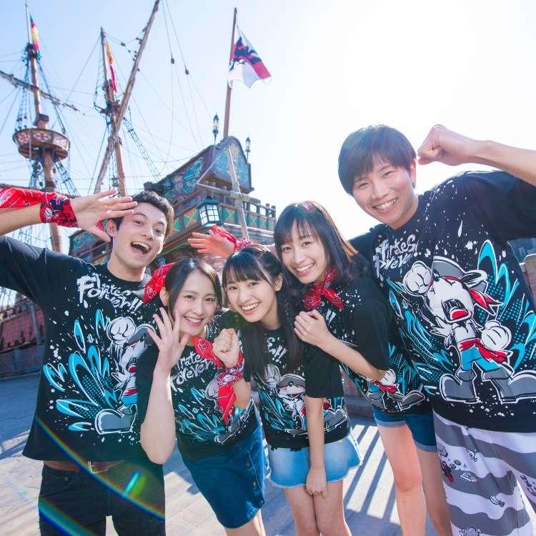 迪士尼海洋夏天大吹海盜風! 重現神鬼奇航經典橋段