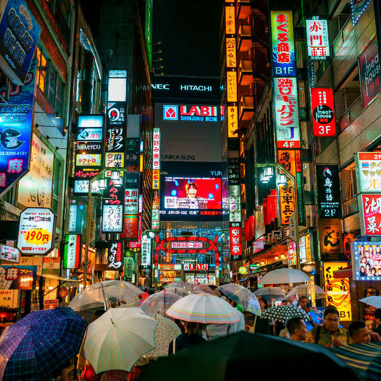 【신주쿠】선물구입, 쇼핑, 레저까지! 도쿄 여행자에게 추천하는 관광 명소