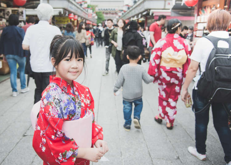 Tokyo with Children: 8Things to Do in and Around Tokyo for Families!