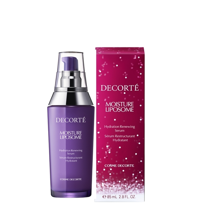"""New products of No,1 keeping moist essence """"moisture ribosome"""" arriving today at 10:00AM."""