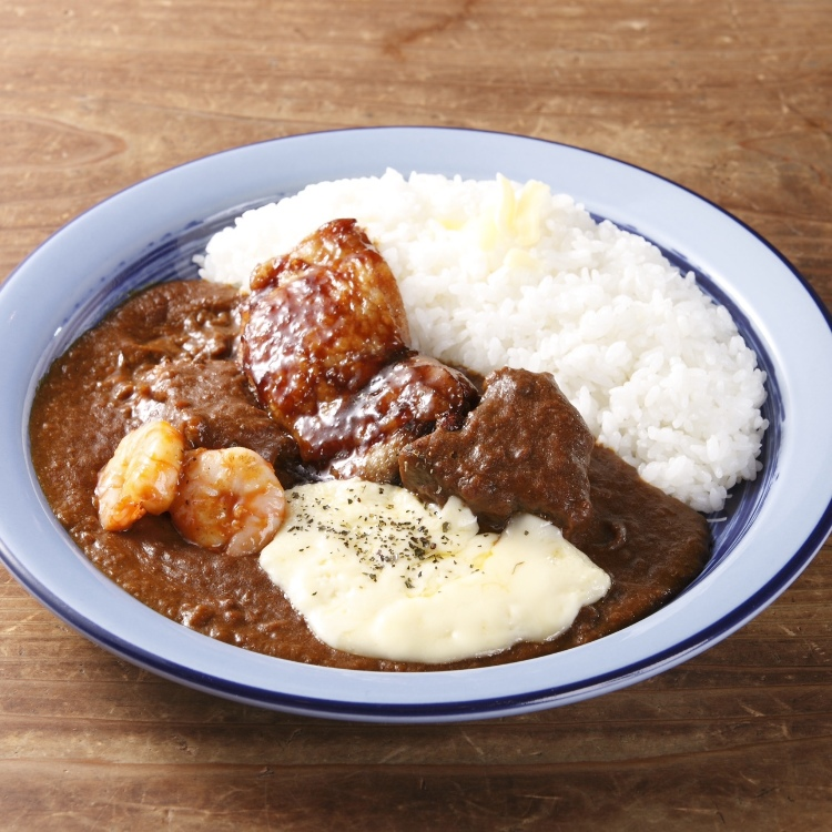 Sales for Newly made DELUXE CURRY open 22 October 2016, 6:00PM.