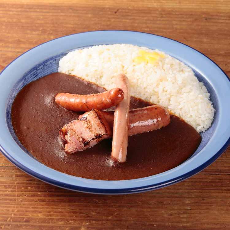 Sales for Newly made SAUSAGE CURRY open 5 December 2016, 6:00PM.