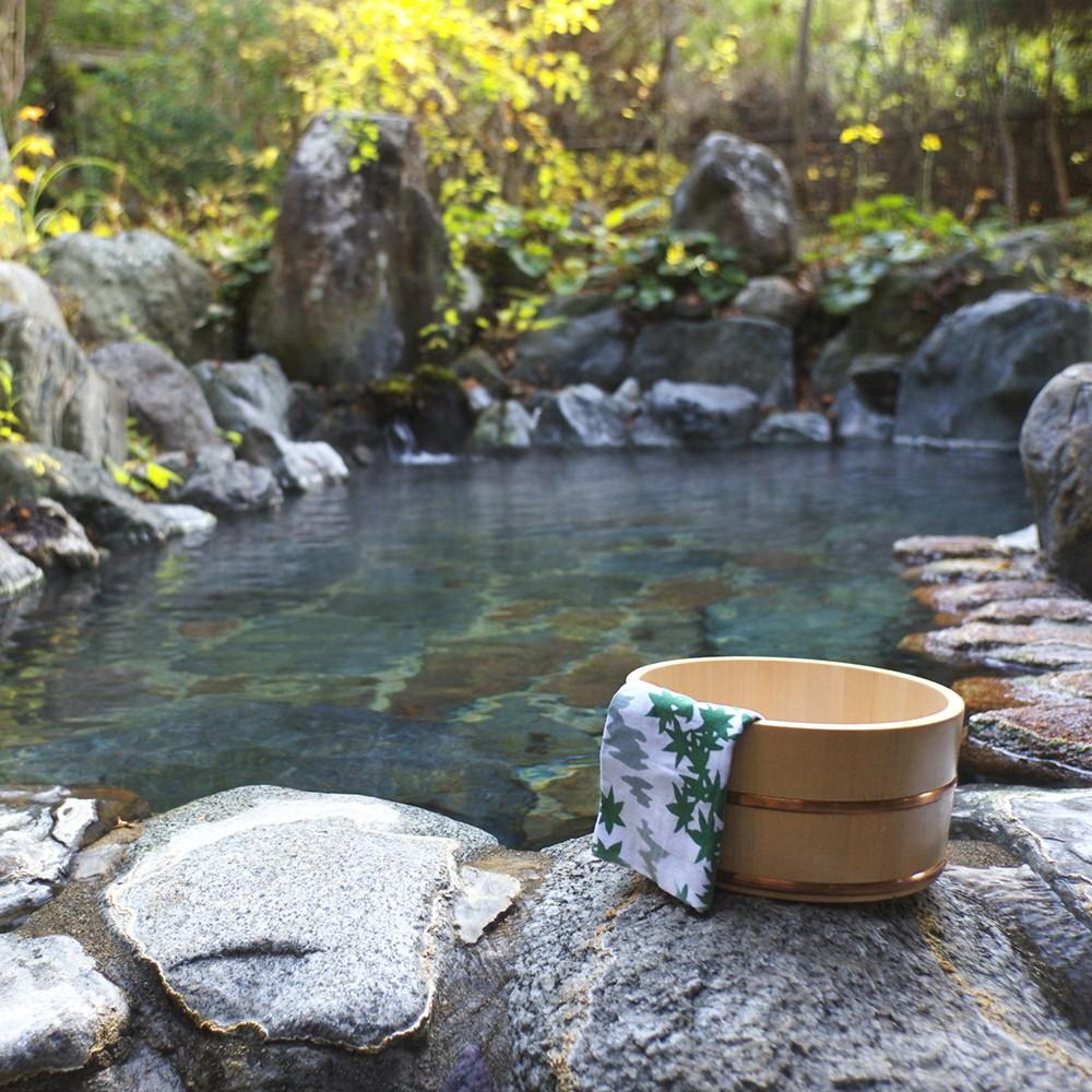 温泉,浴池