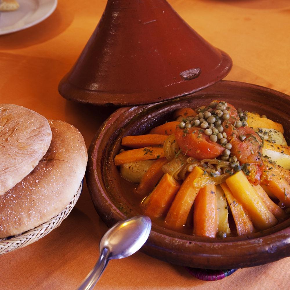 摩洛哥,南非料理