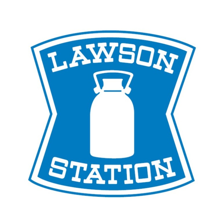 便利商店「LAWSON」OPEN!