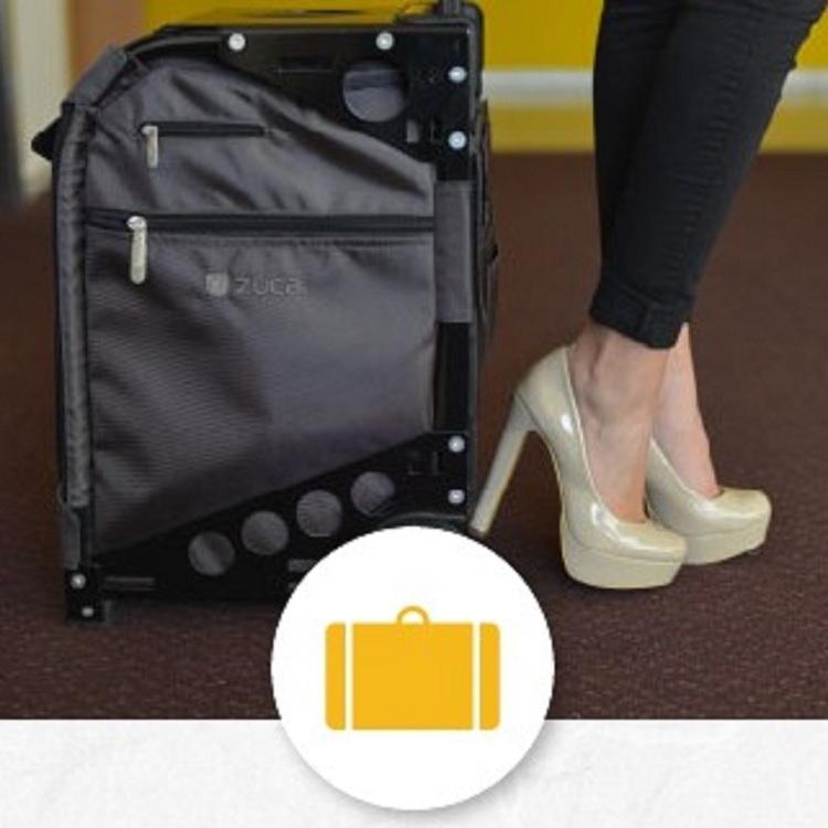 We keep your luggage