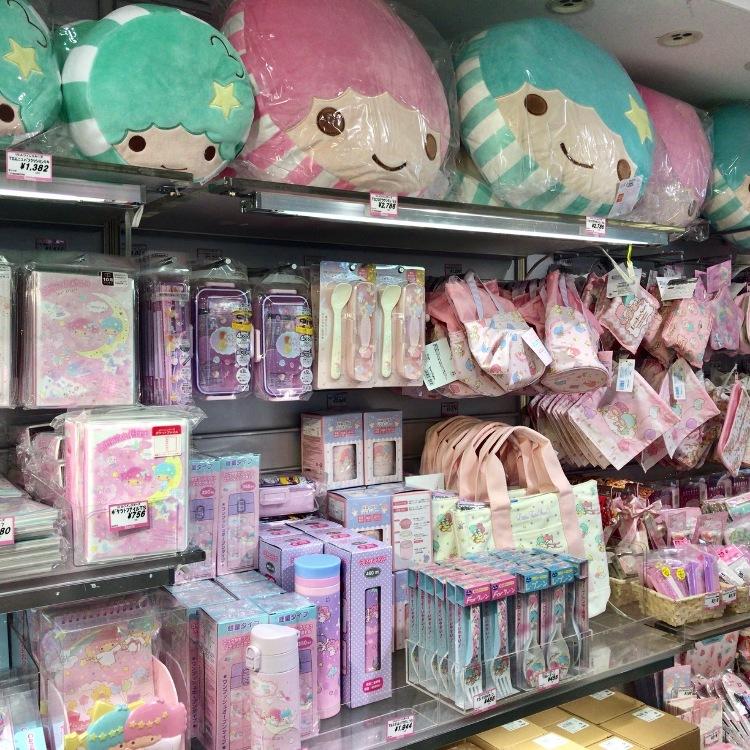 Kiki & Lala Shop in Odakyu☆Shinjuku